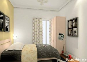 دکوراسیون اتاق پسران جوان با طراحی داخلی زیبا و متفاوت
