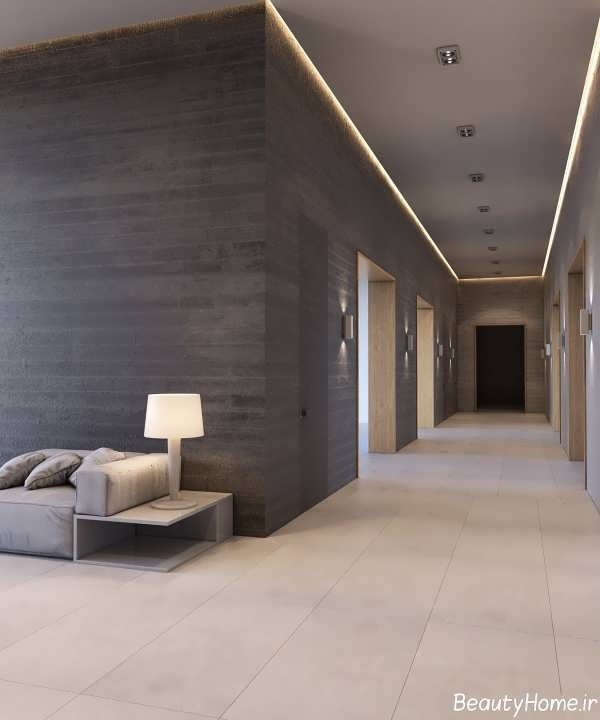دکوراسیون خانه ای زیبا با طراحی شیک