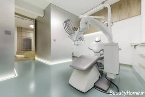 دکوراسیون مطب دندانپزشکی مدرن