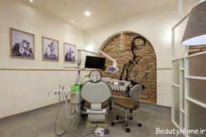 دکوراسیون اتاق کار دندانپزشکی