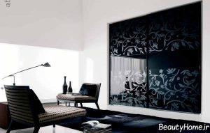مدل یبا و جذاب کمد دیواری