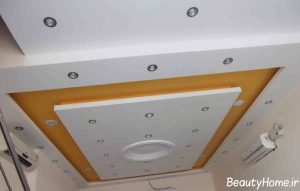 طرح کناف برای سقف با طراحی جذاب