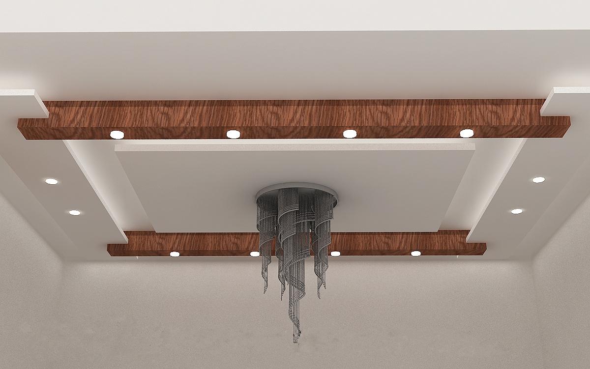 طرح کناف برای سقف با طراحی کاربردی و شیک