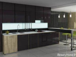 مدل کابینت شیک آشپزخانه