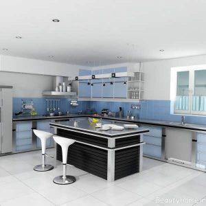 طراحی آشپزخانه مدرن و زیبا