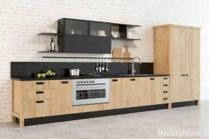 طراحی دکوراسیون شیک و جذاب آشپزخانه