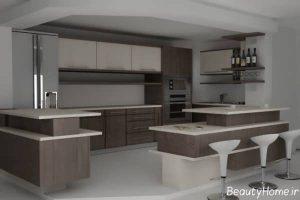 دیزاین دکوراسیون آشپزخانه