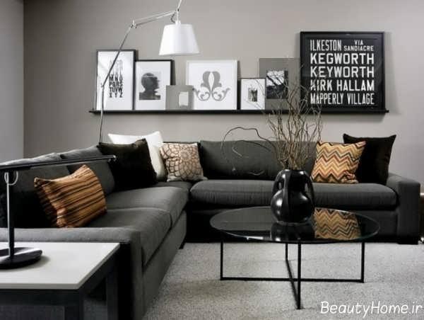 راهنمای انتخاب بهترین رنگ اتاق پذیرایی
