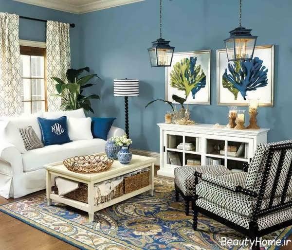 Decorating Ideas Color Inspiration: راهنمای انتخاب بهترین رنگ اتاق پذیرایی