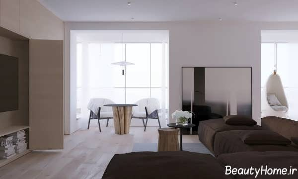 دکوراسیون داخلی خانه ای مینیمال