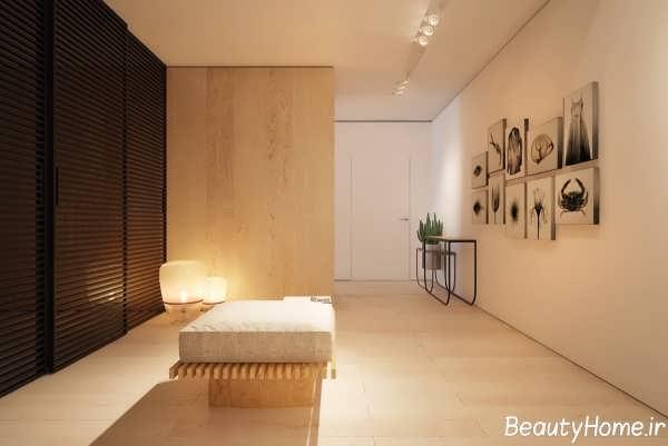 دکوراسیون اتاق خواب مدرن و شیک