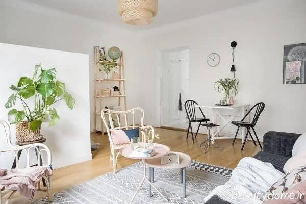 دکوراسیون داخلی شیک و زیبا خانه مدرن