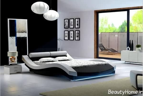 دکوراسیون داخلی زیبا و شیک اتاق خواب