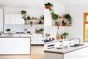 دکوراسیون شیک و متفاوت آشپزخانه