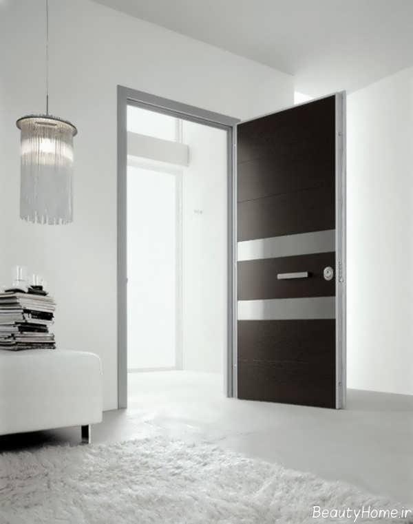 مدل درب ورودی شیک برای اتاق خواب