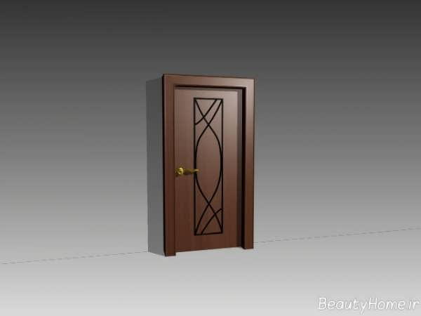مدل درب اتاق خواب شیک