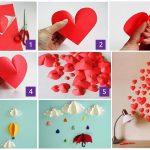 تزیین اتاق کودک با کاغذ رنگی با کمک ایده های خلاقانه