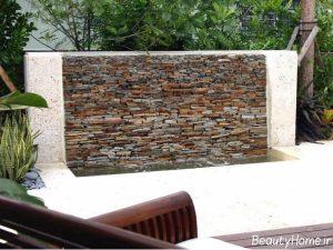 دیزاین نمای دیوار