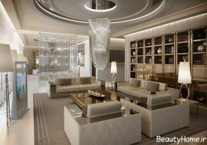 دکوراسیون داخلی هتل با طراحی کاربردی و زیبا