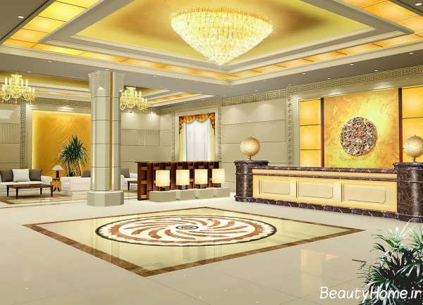 نتیجه تصویری برای دکوراسیون داخلی هتل