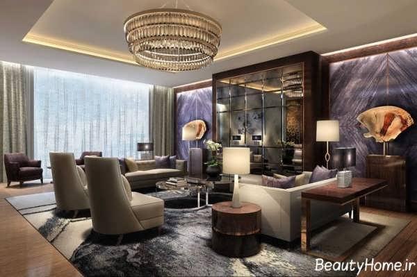 دکوراسیون زیبا و متفاوت هتل