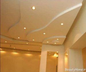 طراحی نورپردازی کناف
