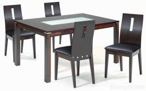 مدل میز ناهار خوری با طراحی شیک