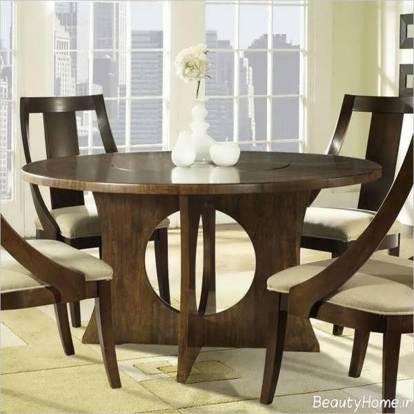 میز ناهار خوری شیک و زیبا