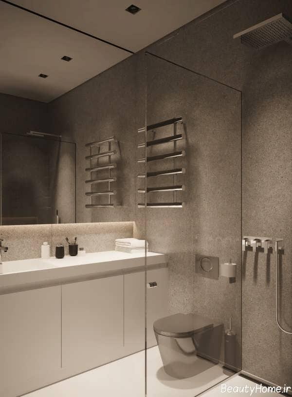 طراحی سرویس بهداشتی مدرن