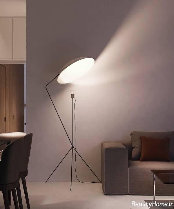 نورپردازی مدرن و شیک اتاق خواب