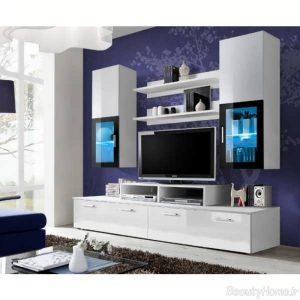 مدل میز تلویزیون دیواری جدید و شیک