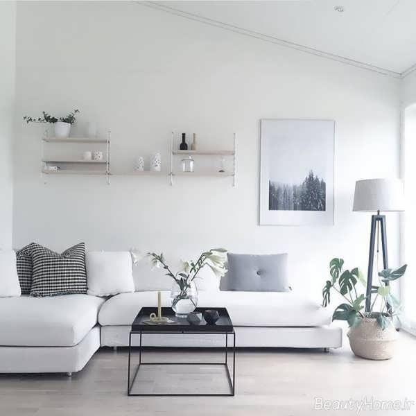 25 Best Small Living Room Decor And Design Ideas For 2019: دکوراسیون پذیرایی ساده و کم هزینه اما شیک و جذاب