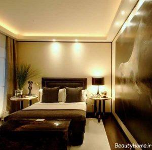 نورپردازی اتاق خواب کوچک