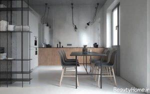 طراحی کامل خانه آپارتمانی