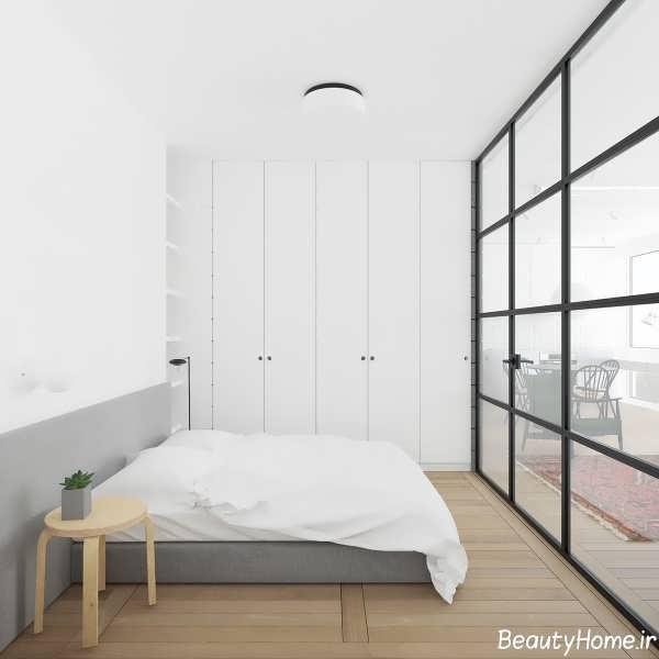 طراحی دکوراسیون اتاق خواب زیبا و شیک