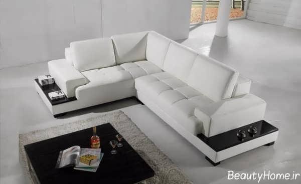 مدل مبلمان سفید