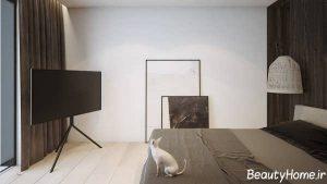 طراحی زیبا دکوراسیون اتاق خواب