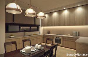دکوراسیون داخلی آشپزخانه عربی
