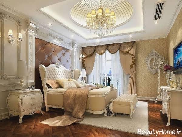 دکوراسیون داخلی اتاق خواب عربی