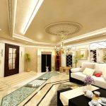 طراحی دکوراسیون عربی برای خانه های مجلل و شیک