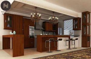 دکوراسیون جدید داخلی آشپزخانه