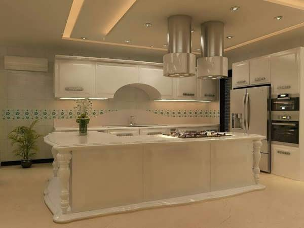 دکوراسیون مدرن داخلی آشپزخانه