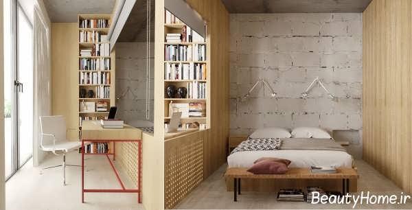 طراح داخلی 5 آپارتمان زیبا و شیک