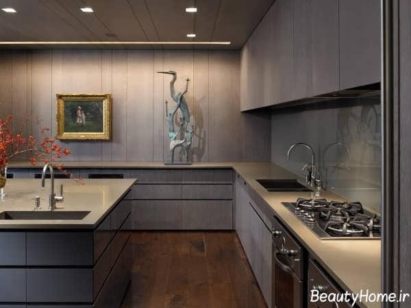 طراحی آشپزخانه با کمک اصول فنگ شویی