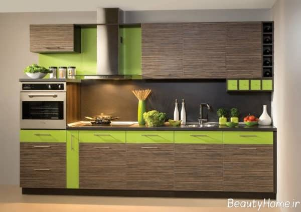 انتخاب رنگ مناسب برای آشپزخانه بر اساس اصول فنگ شویی