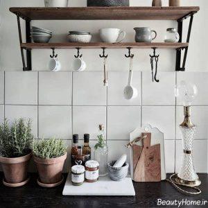 استفاده از گیاهان در آشپزخانه