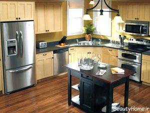 طراحی داخلی آشپزخانه بر اساس اصول فنگ شویی