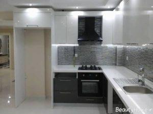 طراحی داخلی آشپزخانه ترکیه ای
