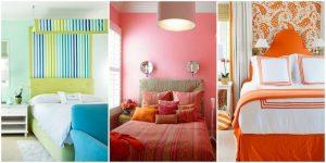 راهنمای انتخاب رنگ اتاق خواب عروس