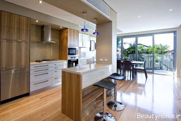 مدل کابینت های شیک آشپزخانه